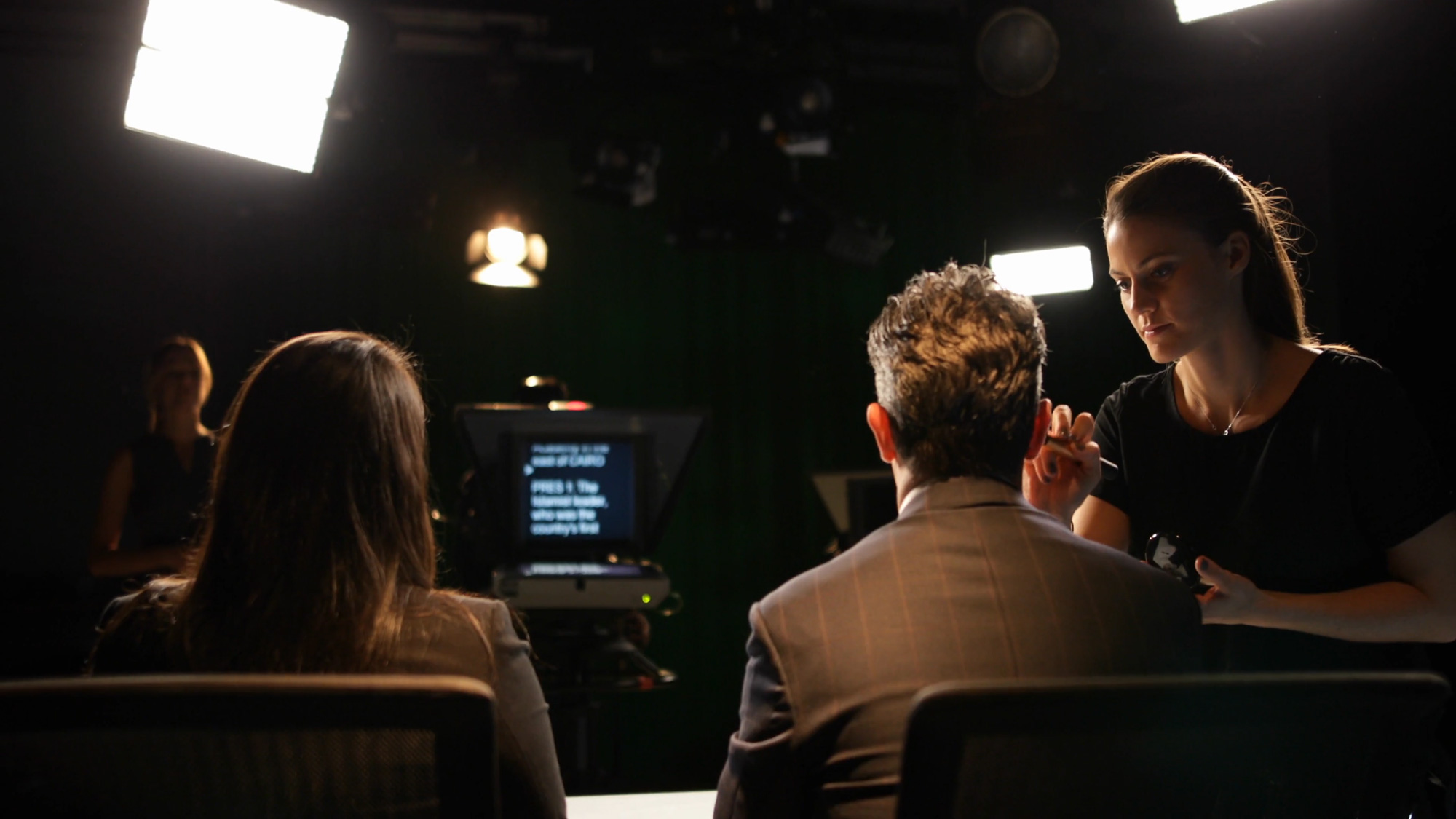 Who should use a Teleprompter?