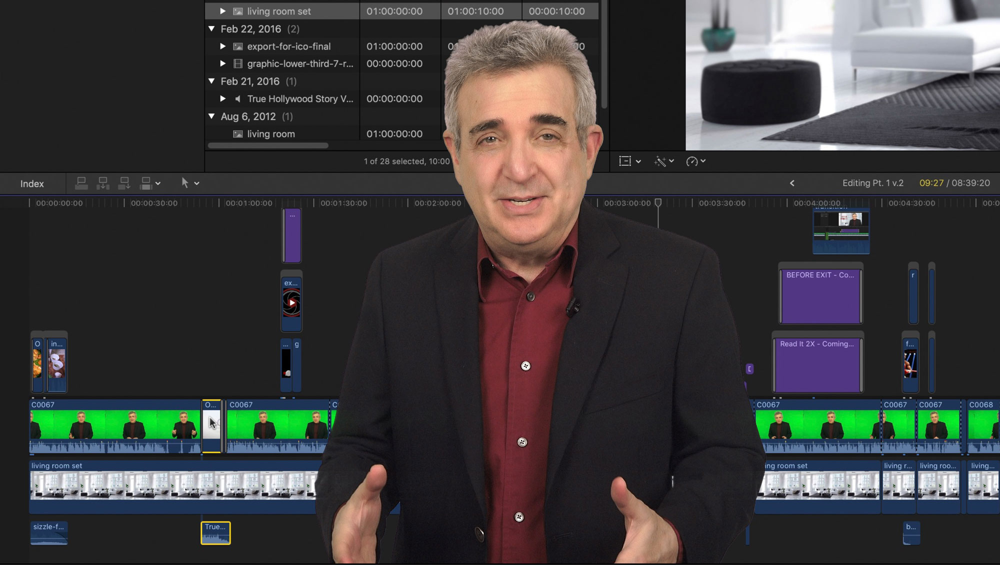 How to Edit Your On-Camera Videos