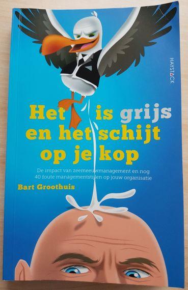Bart Groothuis, managementstijlen