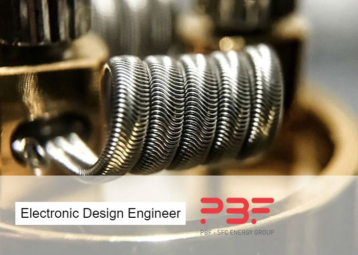 PBF: Electronic Design Engineer