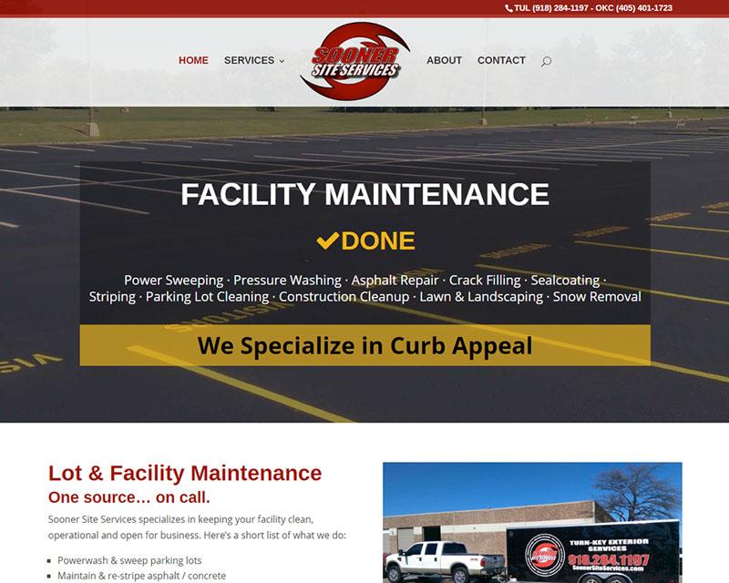 Tulsa Website Redesign After