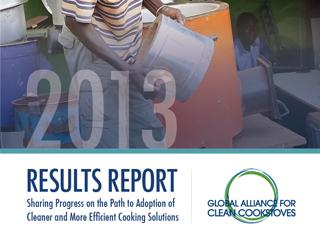 2013 Results Report