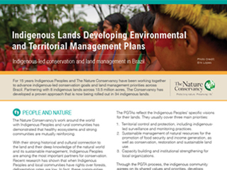 TNC Project Brochure