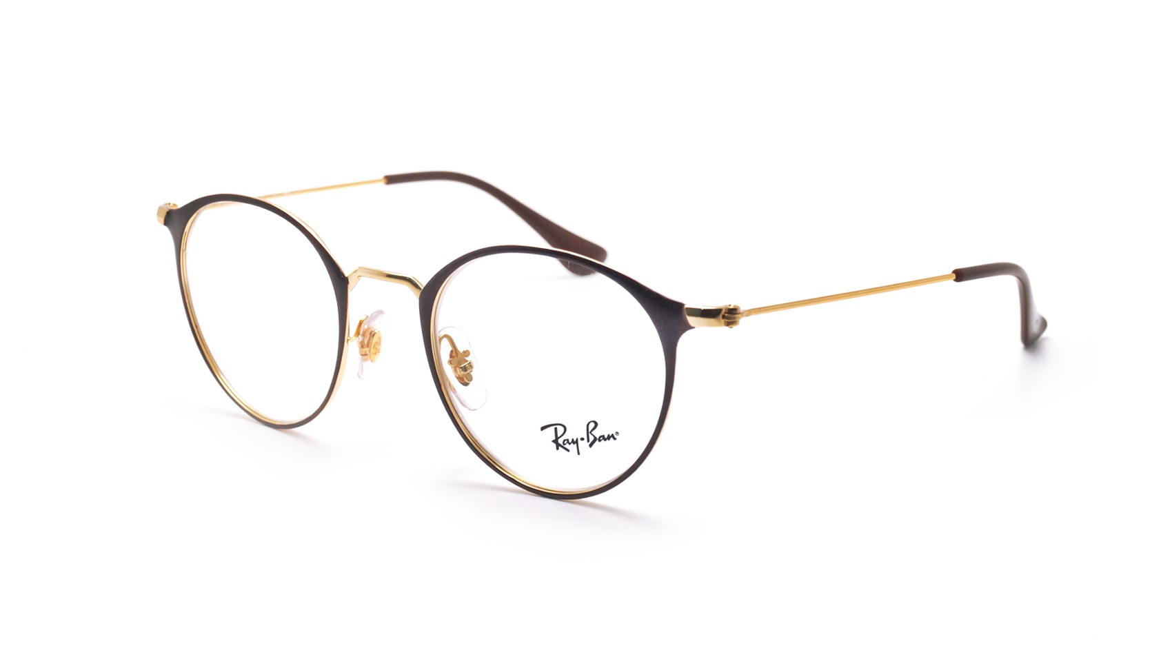 Ray Ban Rx Rb 47 21 Brown