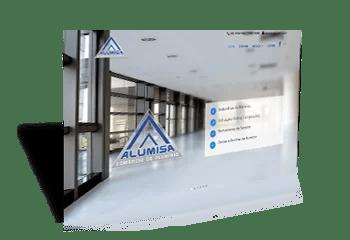 Alumisa – Alumínio e Vidro