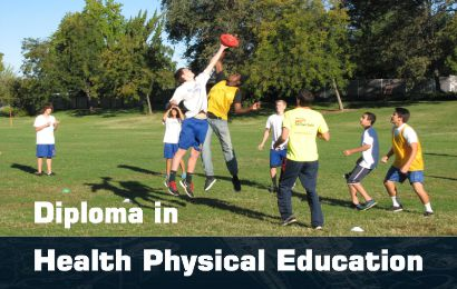 Diploma in Health Physical Education