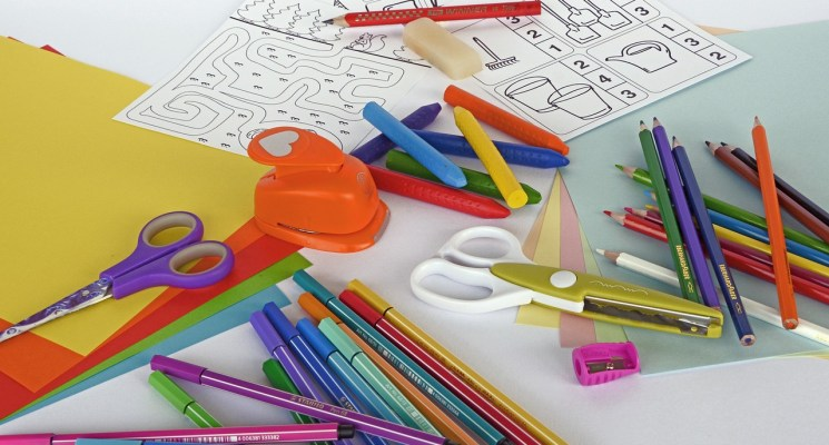 coloring and drawing tools