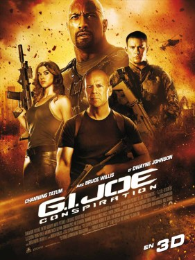 Affiche de G.I. Joe Conspiration