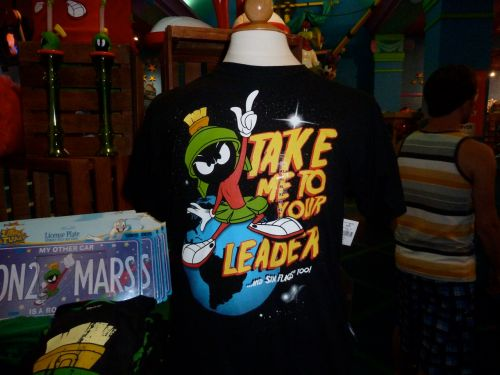« Take me to your leader… and » mais j'adoooore !!!