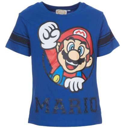Alors ce Mario est très très classique, mais justement. Avec une vraie impression à même le tissus, pourquoi pas ?
