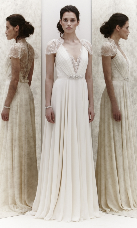 Jenny Packham: Gowns Fit For A Goddess - Visionary Artistry Magazine