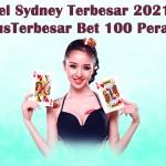 Situs Togel Sydney Terbesar 2021 Dengan BonusTerbesar Bet 100 Perak