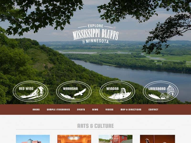 Explore Mississippi Bluffs