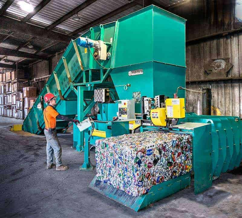 Commercial Photography baler