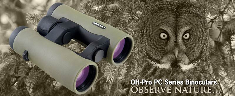 Commercial Photography binoculars