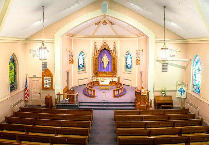 Commercial Photography church