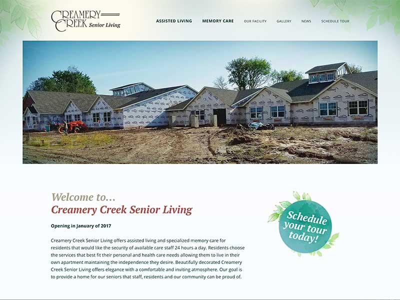 Creamery Creek Senior Living