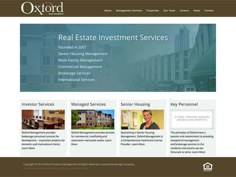Oxford Management