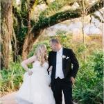 Rachel and Beau's Nature Center Wedding