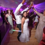Chantele and Kevin Tie the Knot
