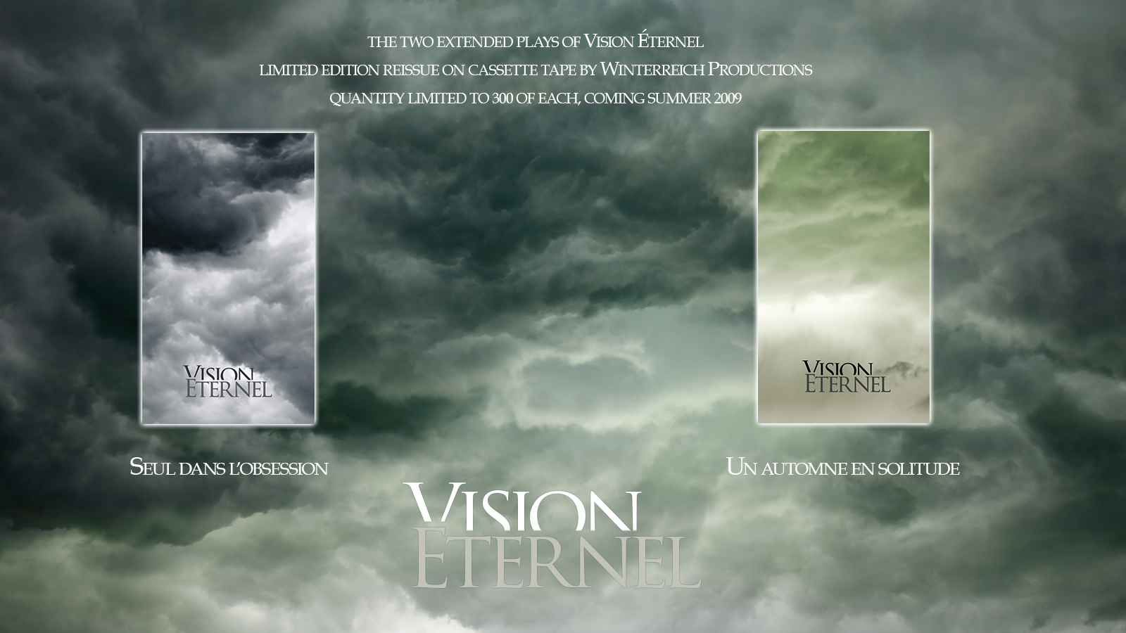 Vision Éternel To Collaborate With Winterreich Productions
