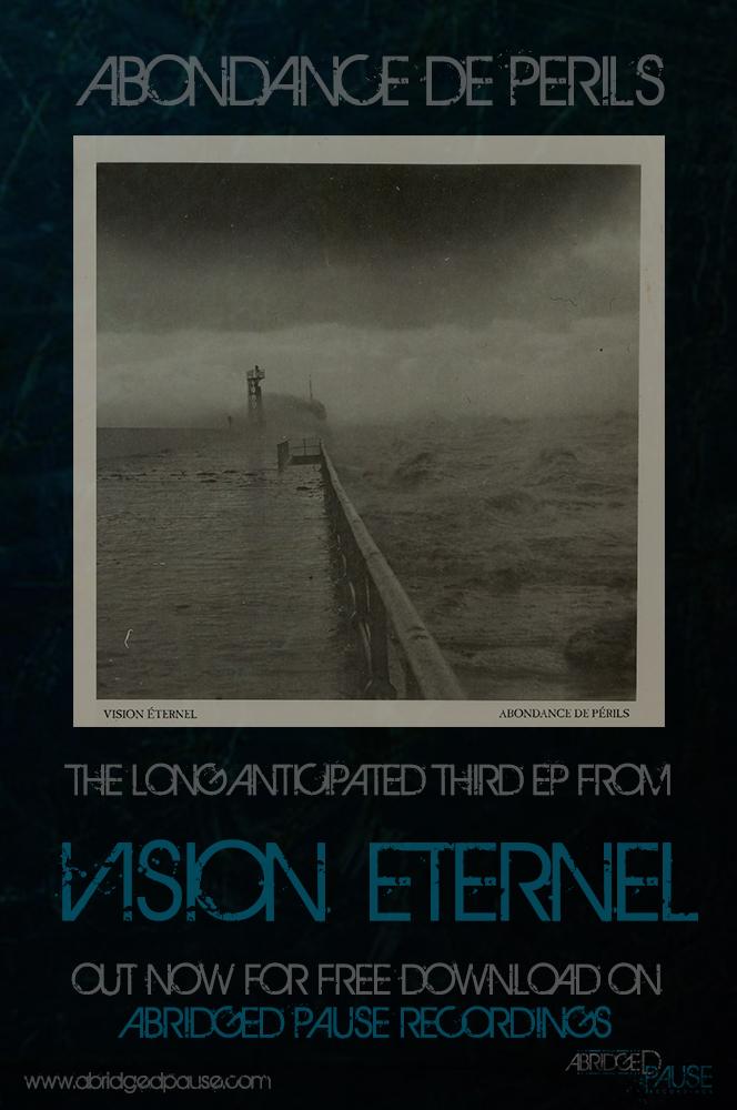 Vision Éternel Abondance De Périls EP Promotional Flyer