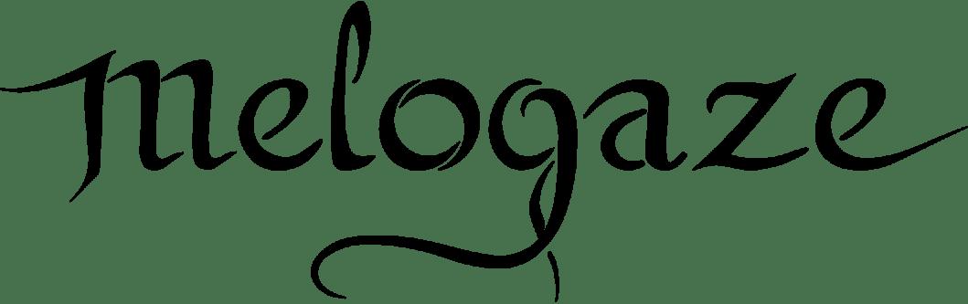 Melogaze Logo Designed By Christophe Szpajdel