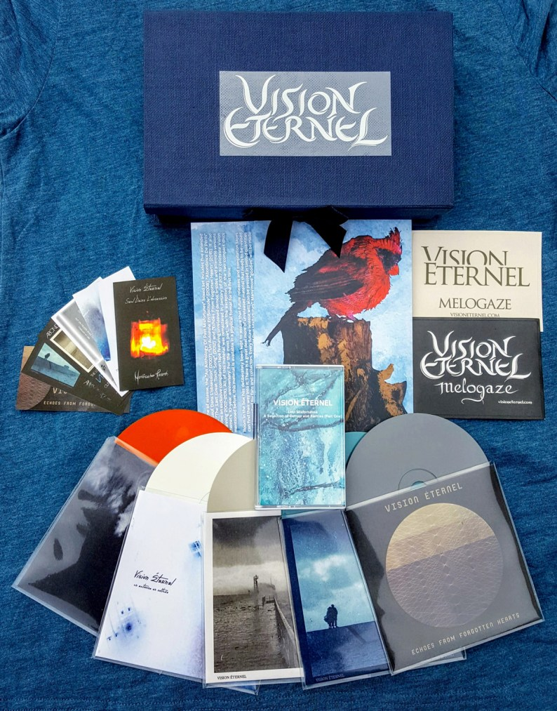 An Anthology Of Past Misfortunes Boxed Set by Vision Éternel