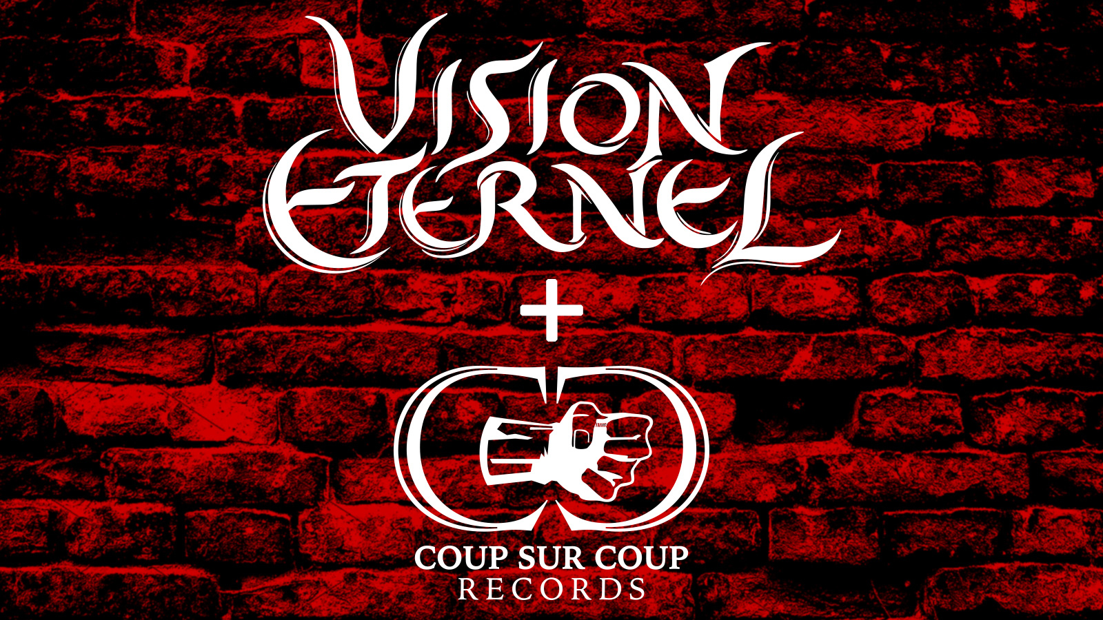 Vision Eternel To Collaborate With Coup Sur Coup Records