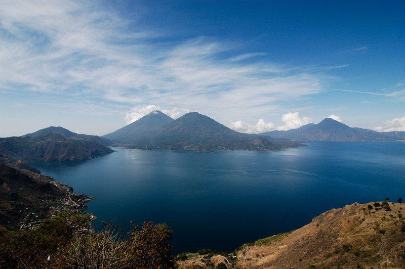 Lake Atitlá-Guatemala