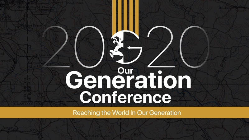 OUR GENERATION CONFERENCE