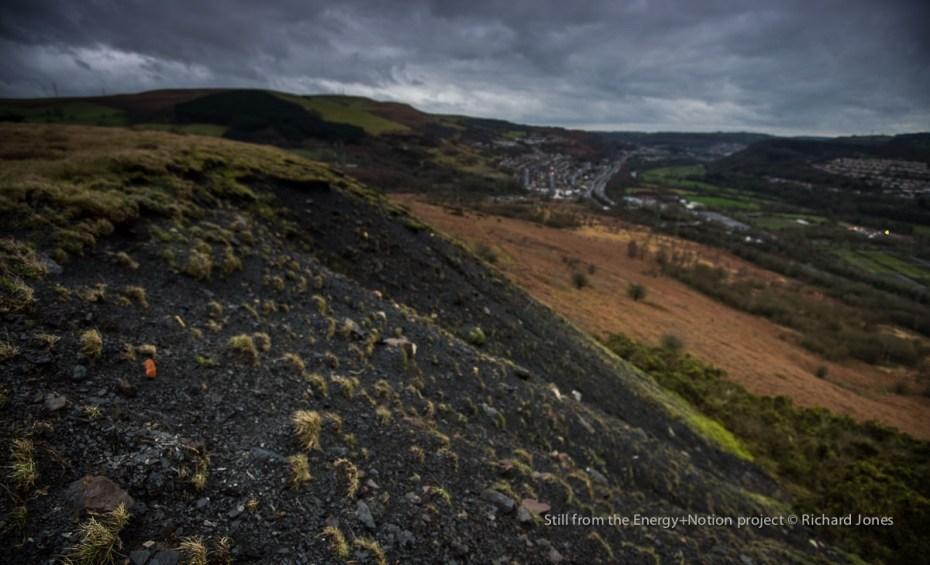 Slag heap, Cillfynydd