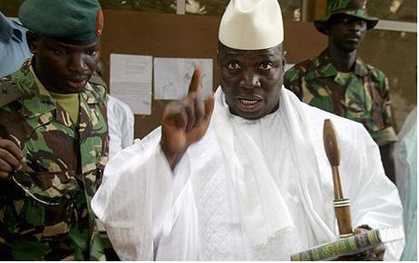 Résultats de recherche d'images pour «yaya jammeh»