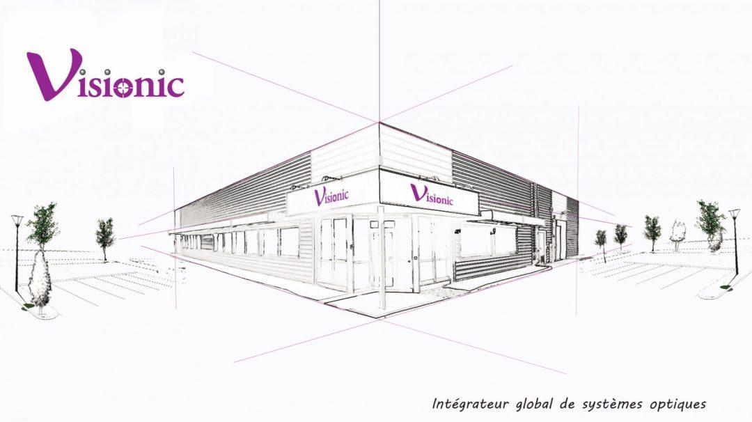 Locaux Visionic Architecture