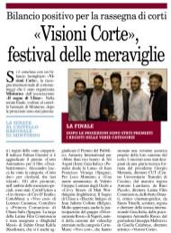 Latina Oggi 15-10-2013