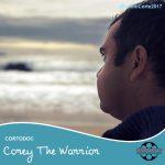 Corey the warrior