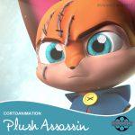 Plush Assassin