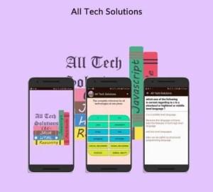 All Tech Solution Full