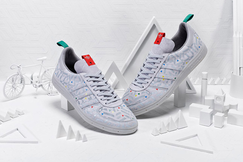 ADIDAS ORIGINALS CONSORTIUM YOUR HISTORY 0
