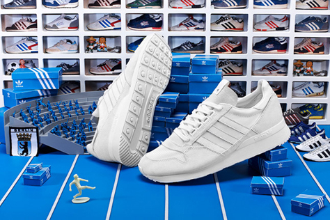 ADIDAS ORIGINALS CONSORTIUM YOUR HISTORY 5