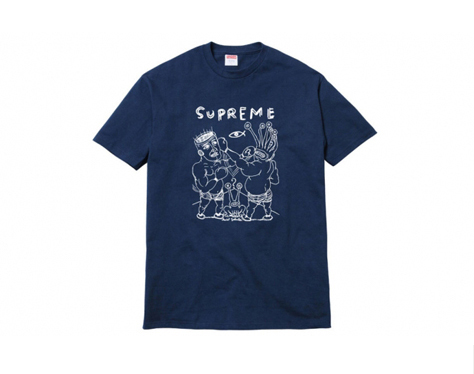 SUPREME DANIEL JOHNSTON 13