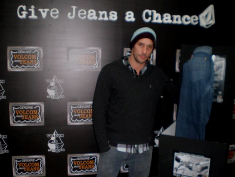 VOLCOM GIVE JEANS A CHANCE 00