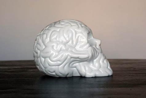 KOLIN Tribu Skull Brain Emilio Garcia  2