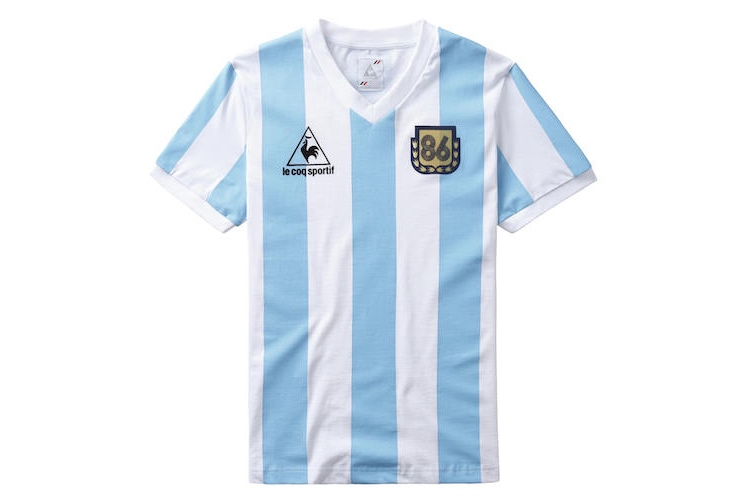 Le Coq Sportif x LC23 – Argentina Pack 8