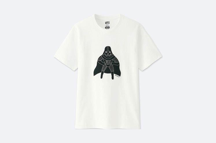UNIQLO Star Wars Artist4