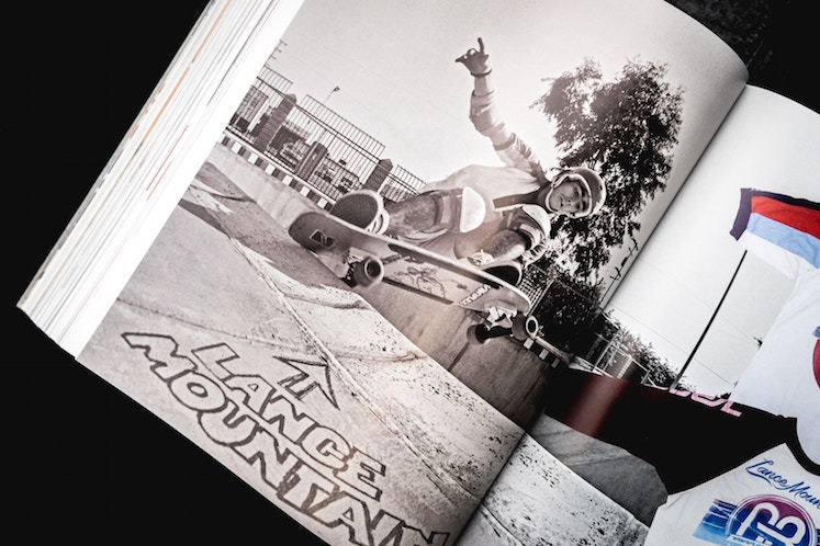 Skateboarding Its Not A Fashion Book 5