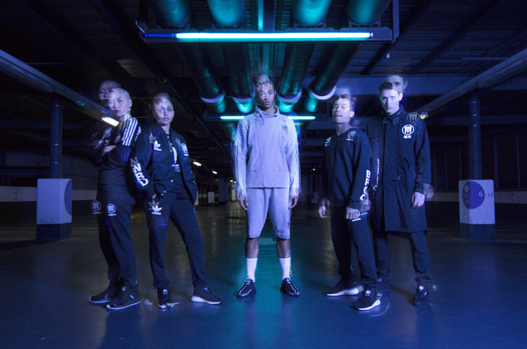 adidas Originals by NEIGHBORHOOD presentan su coleccion SS18