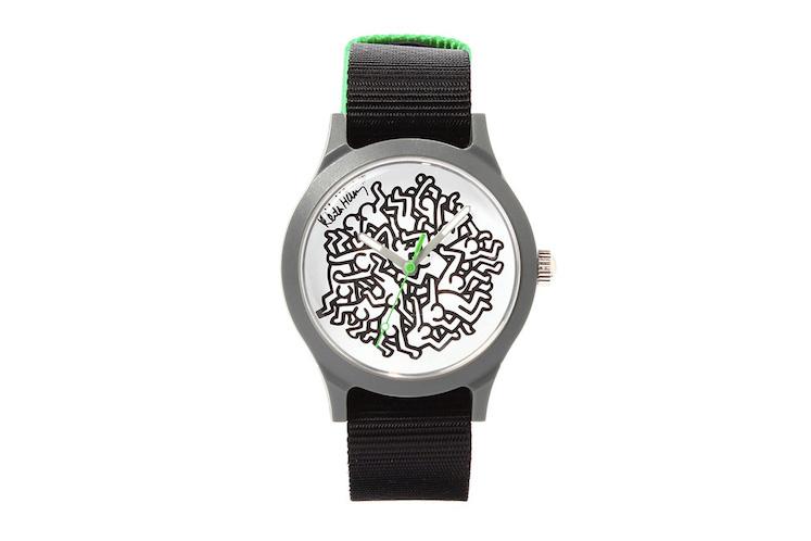 BEAMS x Keith Haring – Relojes 2