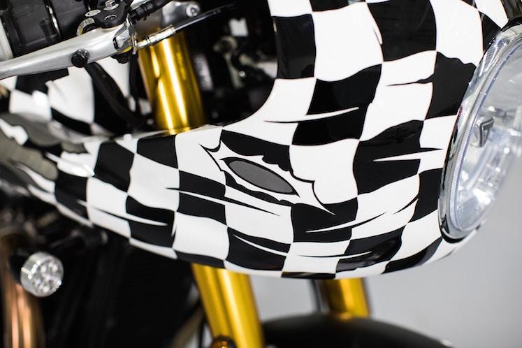 DFace x Triumph 9