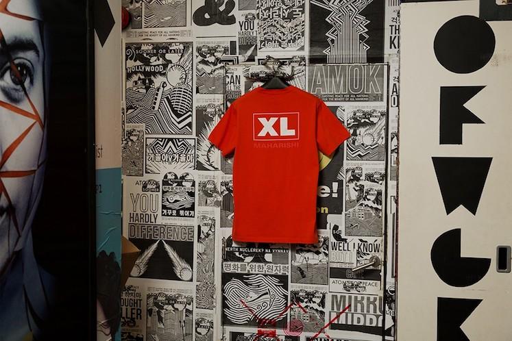 Maharishi x XL Recordings 6